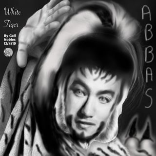 Abbas Alizada - The White Tiger - 12:5:19, 8.18 PM