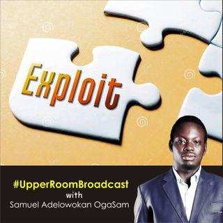 Exploits by Samuel Adelowokan OgaSam (Upper Room Broadcast)
