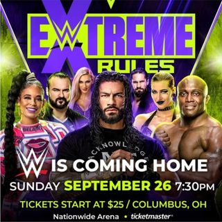 TV Party Tonight: WWE Extreme Rules (2021)