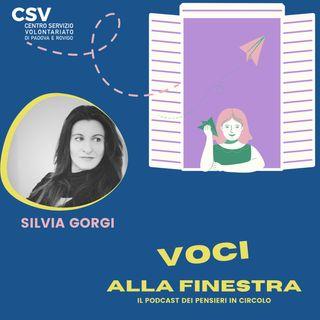 La patavinità della scrittrice Silvia Gorgi