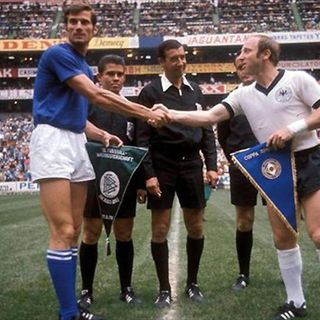 Messico '70: Italia-Germania 4-3, la partita del secolo