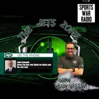 The Jets Zone: John Schmeelk interview, Jets vs Giants preview