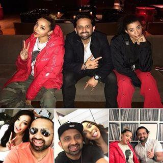 Dj Pup Dawg With Tinashe
