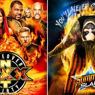 TV Party Tonight: SummerSlam (2020) & NXT TakeOver XXX