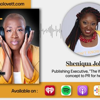 Sheniqua Johnson - RN, turn Author, turn Mentoring Publisher    S 14 E 7