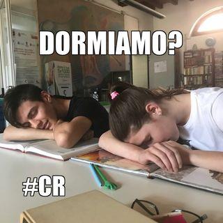 #cr Rega, ma dormiamo?