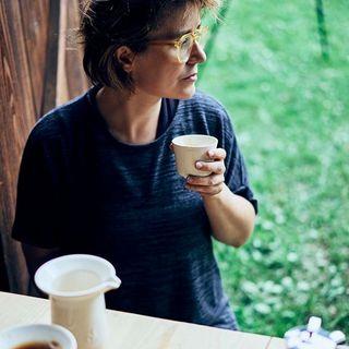 #8 Biznes uformowany w ceramice 2/2,  Justyna Karamuz, tworca Slowpresso