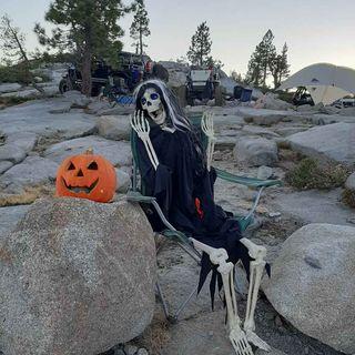 Episode 78: Halloween on the Rubicon!