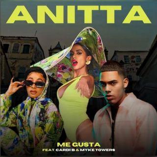 Me Gusta - Anitta x Cardi B X Myke Towers