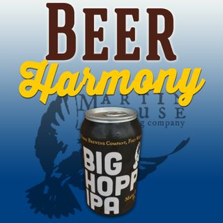 Martin House Brewing's Big Hoppa Triple IPA