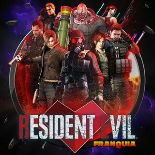 1UP 33 - Resident Evil