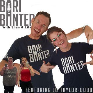 BARI BANTER #23 -  Jo Taylor-Dodd