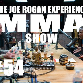 JRE MMA Show #54 with Din Thomas