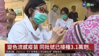 """20:09 流感疫苗""""變色案"""" 針劑""""膠塞""""出包 ( 2018-11-16 )"""