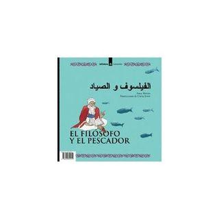 El filósofo y el pescador Cuento bilingüe árabe español
