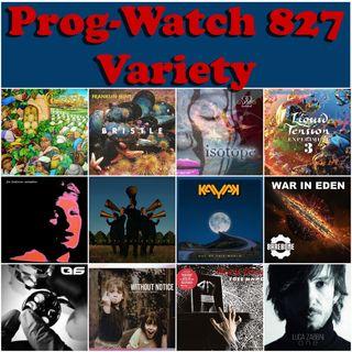 Episode 827 - Variety