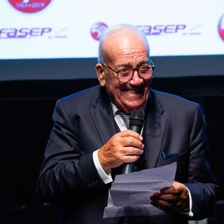 50° Fasep - Il saluto di Fulvio Boni fondatore dell'azienda