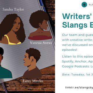 Creative Write-ups Using Ghanaian Slangs (Writers Edition!)