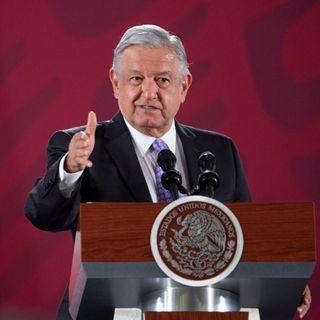 López Obrador tacha de provocadores a policías federales