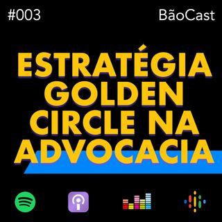 #003 - Estratégia Golden Circle na Advocacia