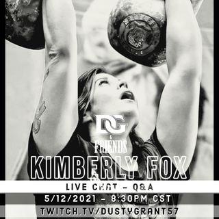 Episode 26 - Kimberly Fox