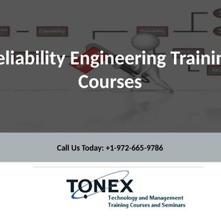 Reliability Engineering Training Courses