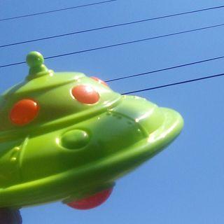 AREA 5150 SHOW ONE👽 SEASON ONE :The UFO 🛸arrives over Modesto