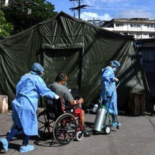 ¿Dónde está el dinero de la compra de los  hospitales móviles en Honduras?