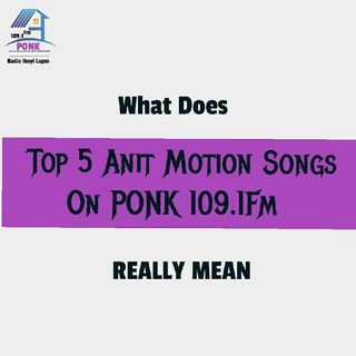 Now Playing Anit Motion Songs On ( PONK 109.1 FM ) With Dj Crossix @lighthousefamily @michaelJackson @N.B.N @Akon @djcrossixlele #dj #music