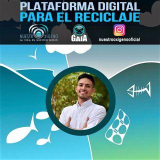 NUESTRO OXÍGENO Plataforma digital para el reciclaje - Ruben Dario Ortiz