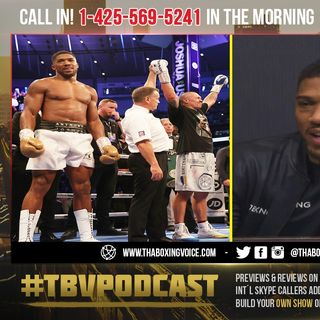 ☎️Was Oleksandr Usyk GREAT❓Or was Anthony Joshua Career FAKE❓Breaking Down Usyk's Resume🧐