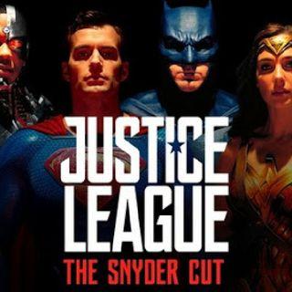 Justice League: Snyder Cut Soapbox