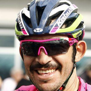 Jose Serpa etapa 17