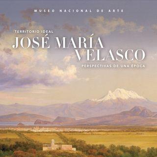 Jose María Velasco, el máximo paisajista mexicano del siglo XIX.