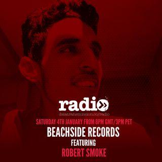 Beachside Records Radioshow Episode # 028 by Robert Smoke