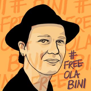 #FreeOlaBini