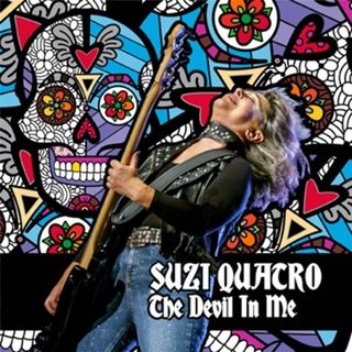 Suzi Quatro talks about her new album 'The Devil in Me' out 26 March - @Suzi_Quatro @SuziQuatroRocks
