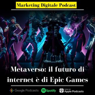Metaverso: il futuro di internet è di Epic Games