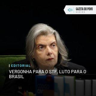 Editorial: Vergonha para o STF, luto para o Brasil