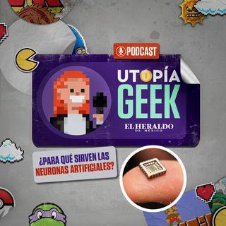 Neuronas Artificiales | Utopía Geek: experimentos y tecnología