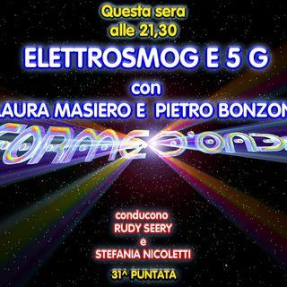 Forme d'Onda - Laura Masiero e Pietro Bonzoni - Elettrosmog e 5G - 31^ puntata (11/06/2020)