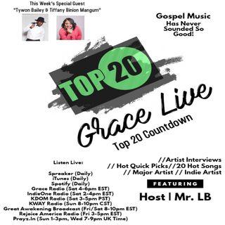 Grace Live Countdown - Episode 3