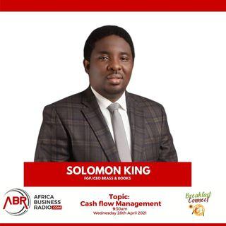 Cash Flow Management - Solomon King