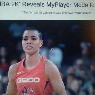 'NBA 2K' Reveals MyPlayer Mode For WNBA