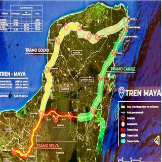Arranca proceso de consulta sobre Tren Maya