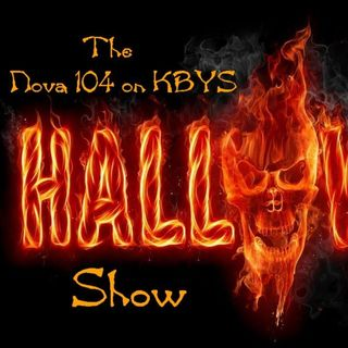 Nova 104 on KBYS Halloween Show Aired 2015 and 2016