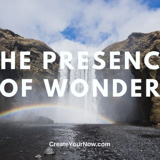 1870 The Presence of Wonder