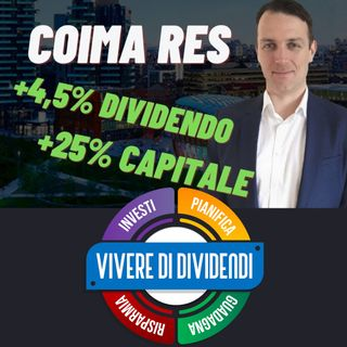 COIMA RES - ANALISI FONDAMENTALE ED INVESTIMENTO con  @Value Investing with Sven Carlin, Ph.D. ​