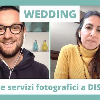 Come vendere servizi fotografici matrimoniali a distanza