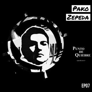 EP07 - Pako Zepeda | El Desarrollo de ideas y el Emprendimiento Creativo |